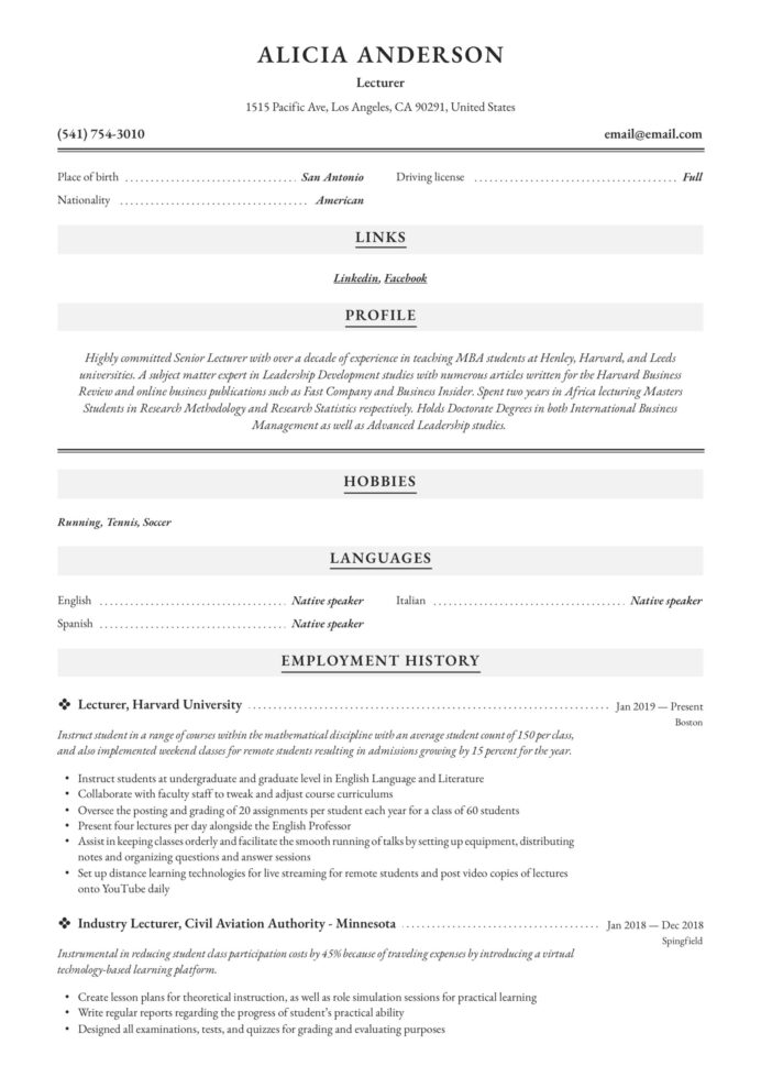resume templates office mac best operations analyst dismissed for lying on front end web Resume Resume Templates Office Mac