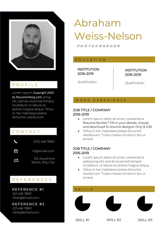 resume templates pdf word free downloads and guides best resumes for grace resumeviking Resume Best Resumes For 2020