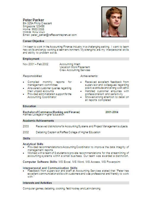 resume writing workshop to write good cv cover letter for maintenance engineer sample Resume Writing A Good Resume