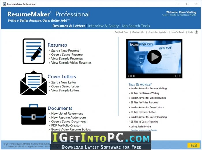 resumemaker professional deluxe free resume writing software accounts receivable examples Resume Resume Writing Software Free