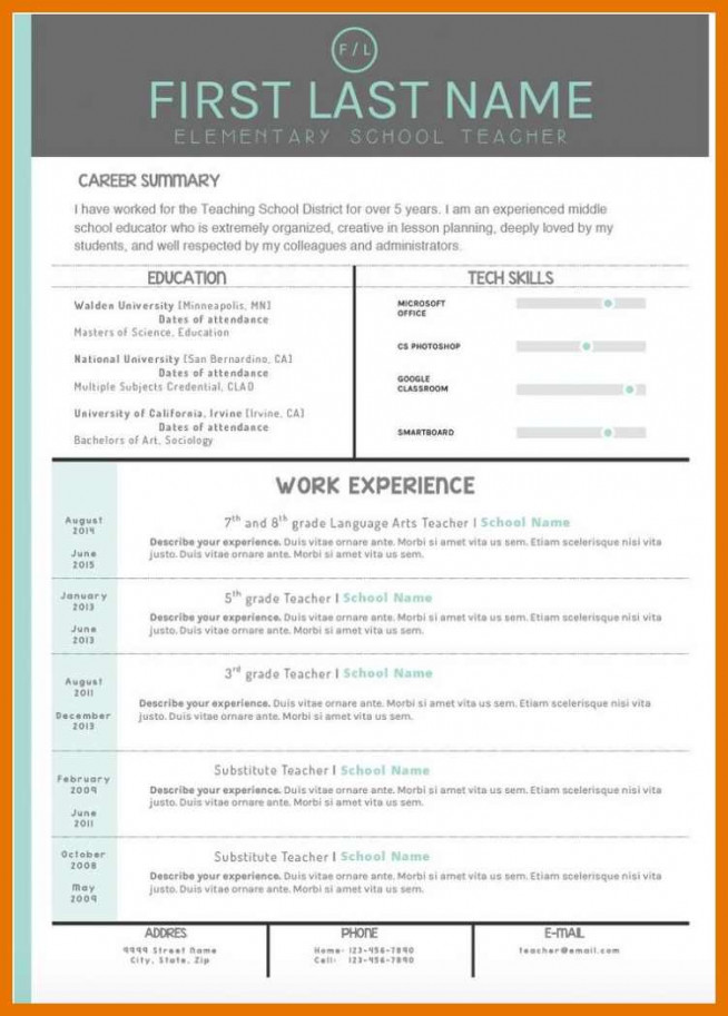 resumes that stand out templates resume template builder example layouts marketing Resume Resume Layouts That Stand Out
