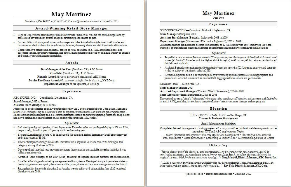 retail manager resume sample monster examples forensic analyst human resources functional Resume Retail Manager Resume Examples