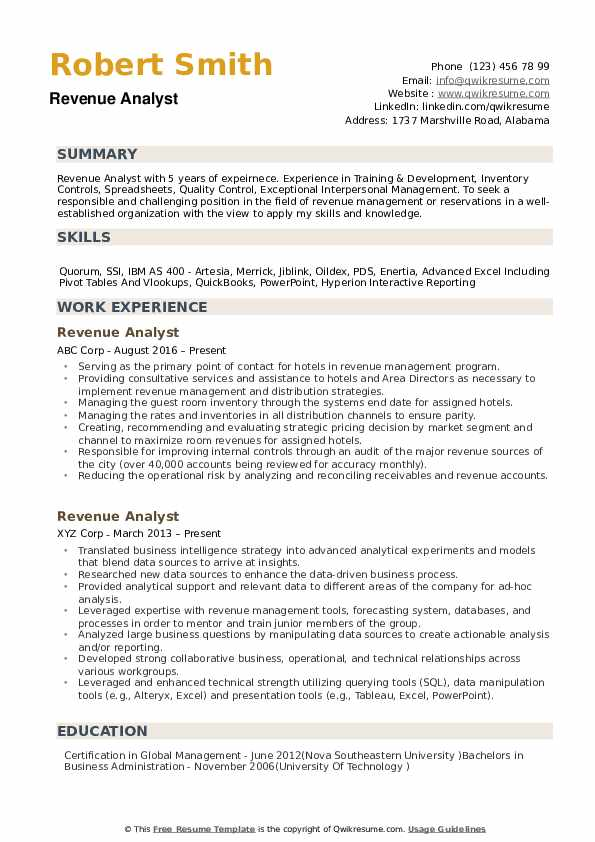 revenue analyst resume samples qwikresume healthcare cycle examples pdf deckhand Resume Healthcare Revenue Cycle Resume Examples