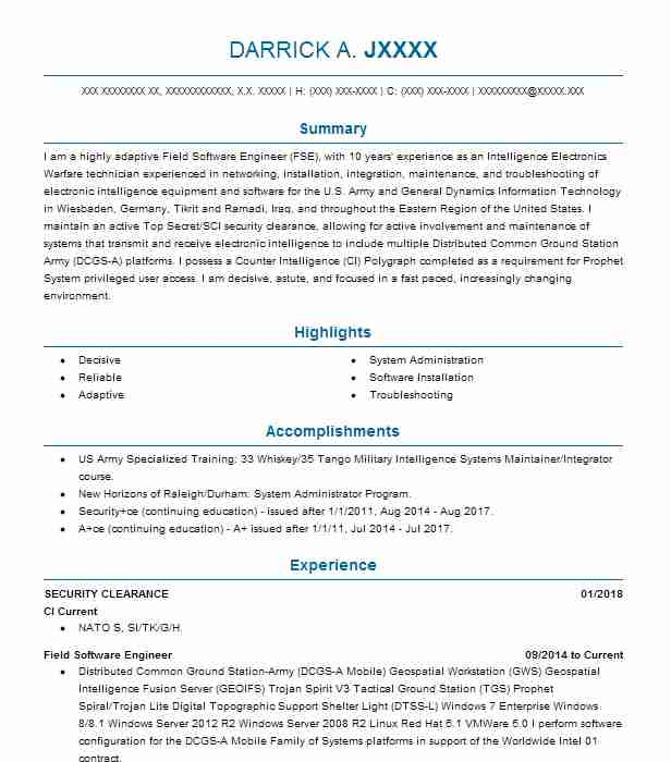 security clearance resume example delex systems patuxent naval air station on technical Resume Security Clearance On Resume