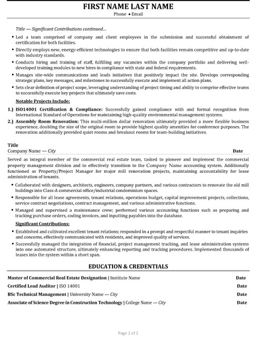 senior account manager resume sample template technical estate p2 entry level ndt Resume Technical Account Manager Resume Sample