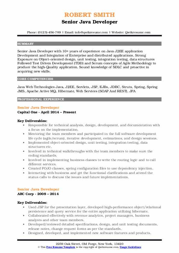senior developer resume samples qwikresume web services sample pdf uiuc template for Resume Web Services Resume Sample
