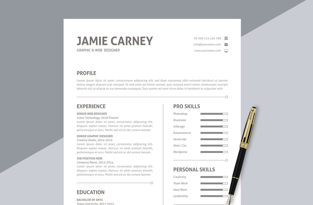 simple resume format in ms word resumekraft for job free photoshop templates autism Resume Simple Resume Format For Job