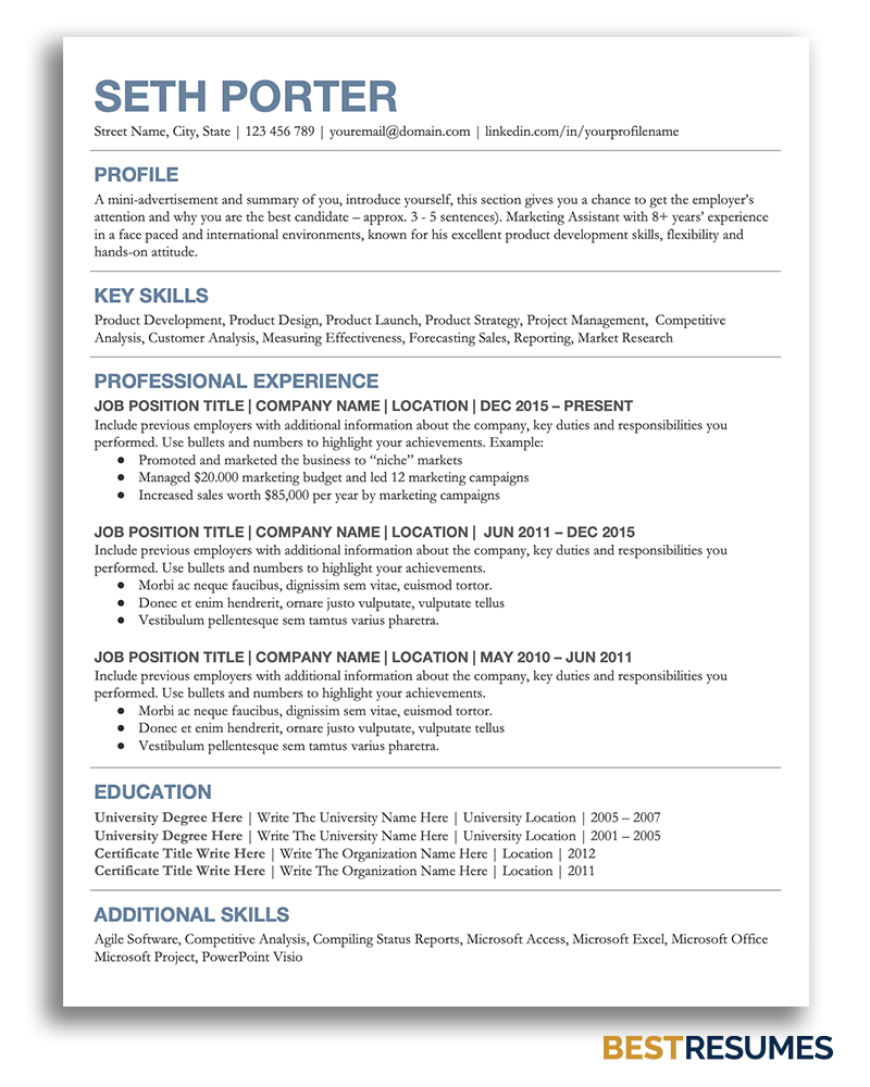 simple resume template seth bestresumes info one google docs student for and cover letter Resume One Page Resume Template Google Docs
