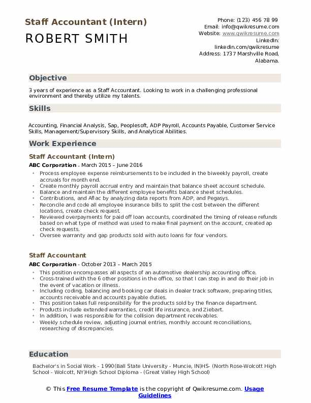 staff accountant resume samples qwikresume senior sample pdf medical office assistant Resume Senior Staff Accountant Resume Sample