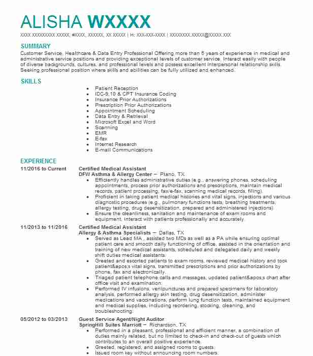 summary for medical assistant resume homework help professional chemical industry plastic Resume Professional Summary For Resume For Medical Assistant