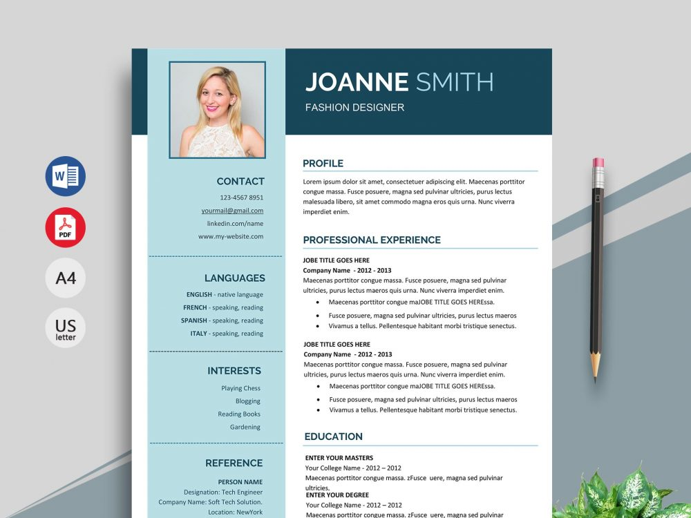 superb resume template in word format resumekraft microsoft templates 1000x750 Resume Microsoft Word 07 Resume Templates