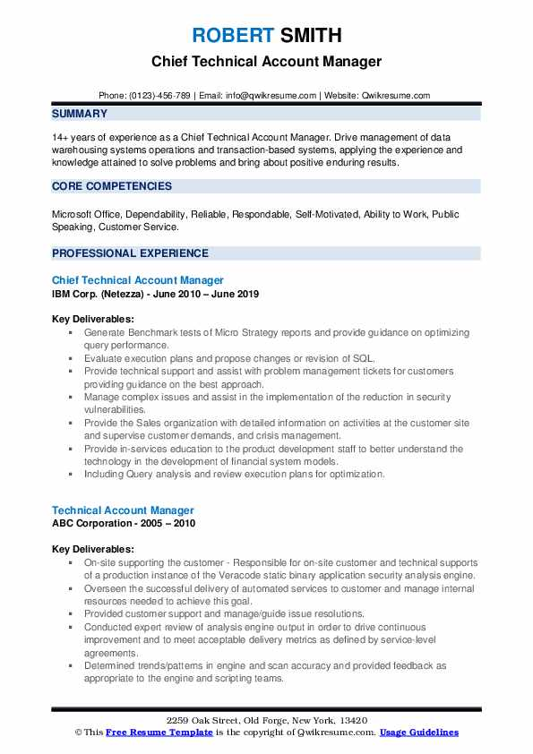 technical account manager resume samples qwikresume sample pdf finance and accounts Resume Technical Account Manager Resume Sample