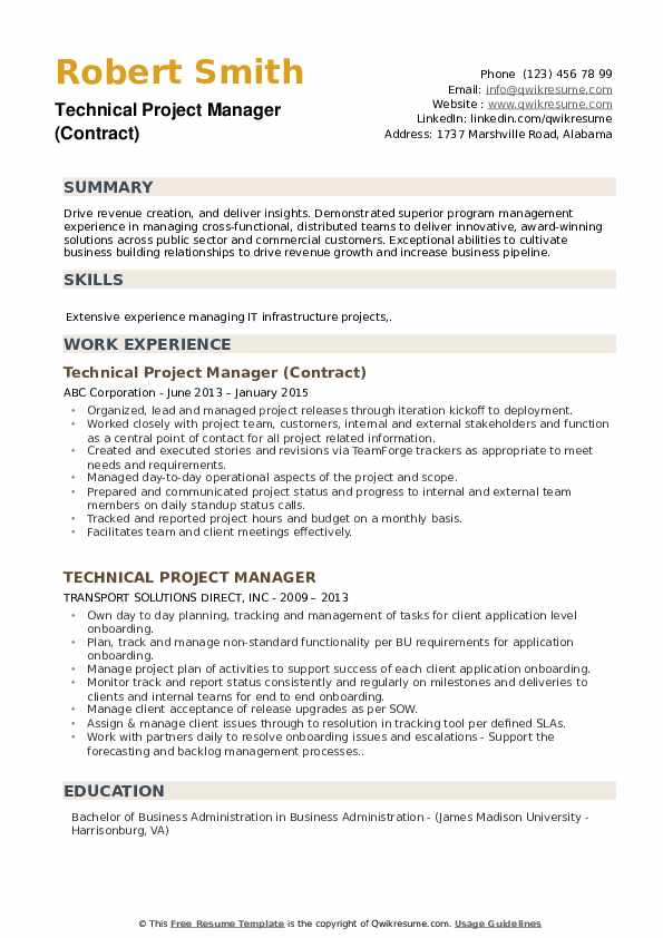 technical project manager resume samples qwikresume people soft pdf trade marketing Resume People Soft Project Manager Resume