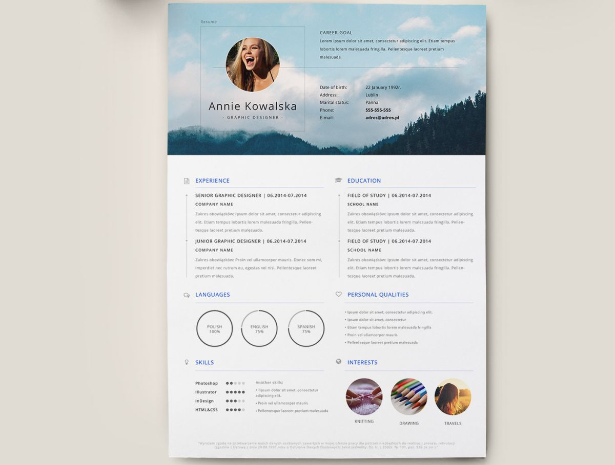 the best free resume templates creative bloq eye catching wpsgydr4mtpr6zmywjx4am file Resume Eye Catching Resume Templates Free