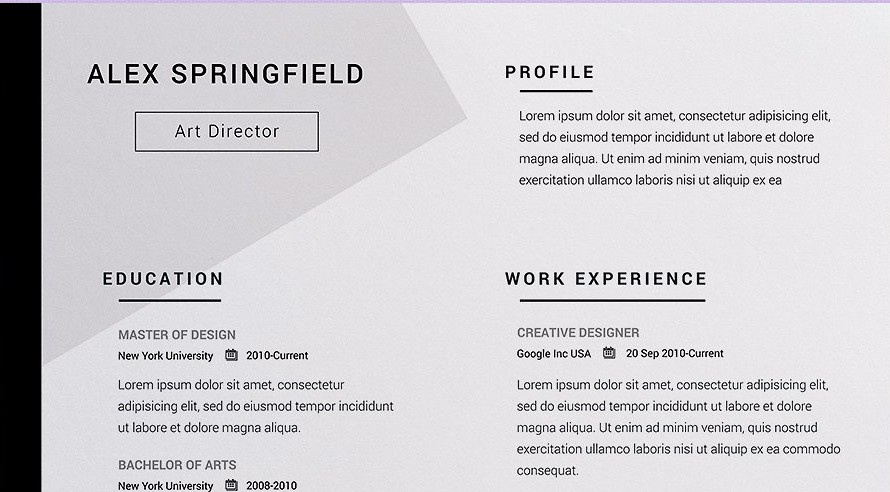 the best resume templates for year clr top template header vice president technology Resume Top Resume Templates 2020