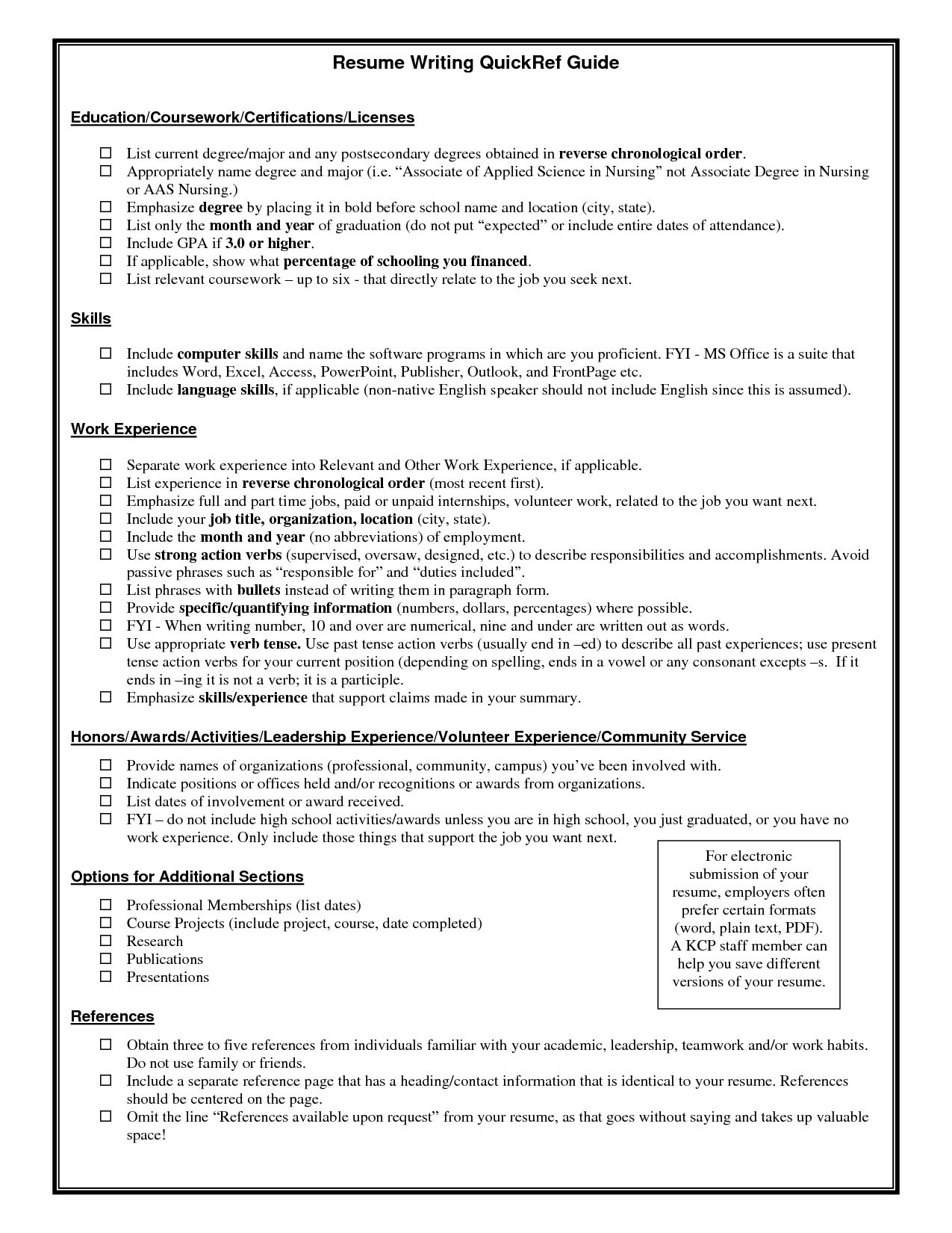 the most certifications on resume template words skills professional writers to put best Resume Where To Put Certifications On Resume