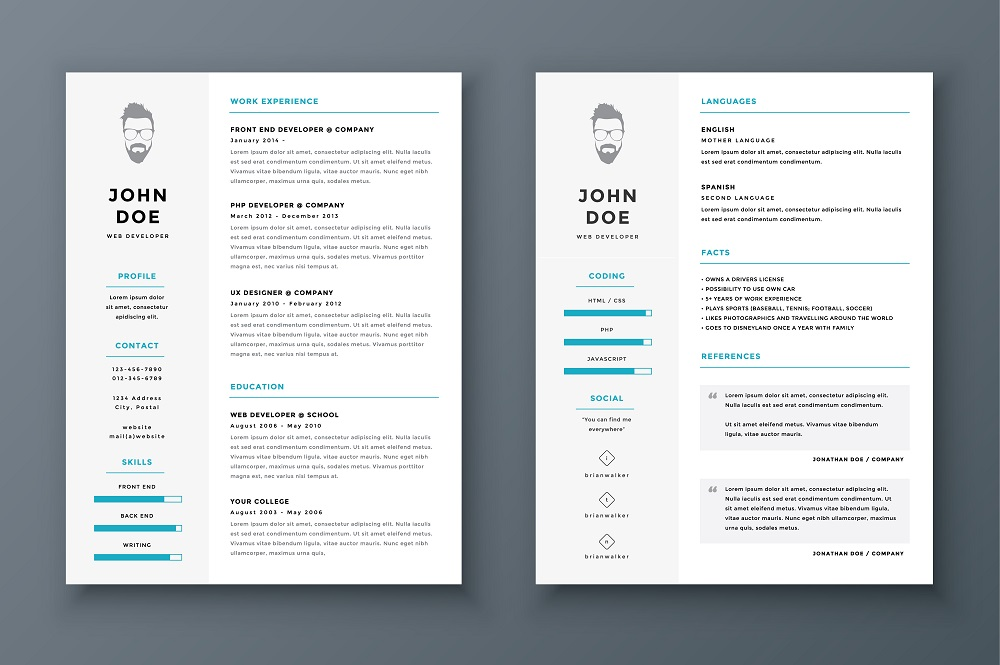things you need to fix about your resume in make look good and cv vector template awesome Resume Make Resume Look Good