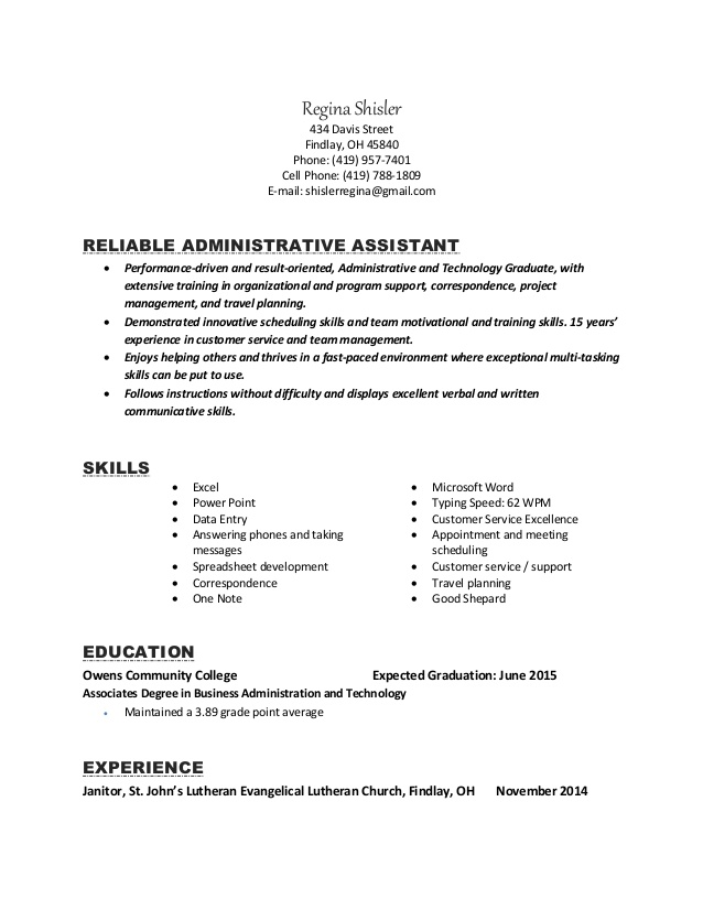 tim hortons resume sample gina executive samples summary for students objective lines Resume Tim Hortons Resume Sample