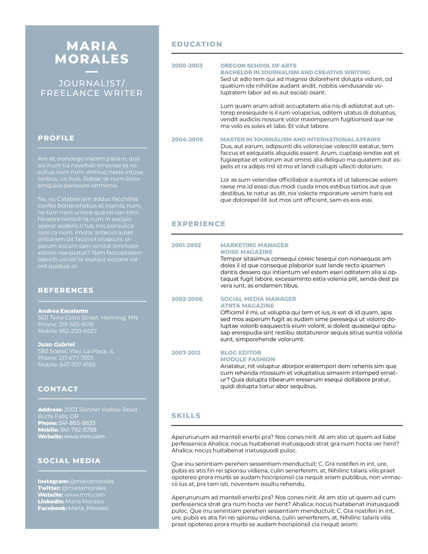 to make photoshop resume template free and highlights of skills for dental assistant Resume Make Free Resume And Download