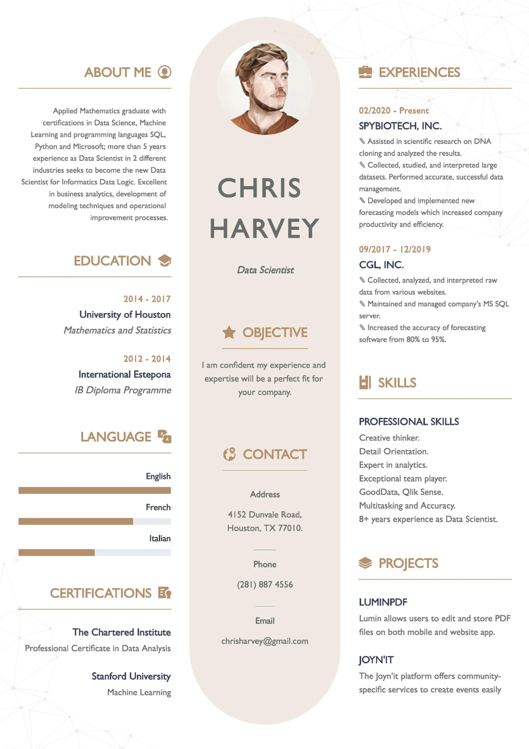 to make your resume stand out from the crowd by cv simply medium ways better Resume Ways To Make Your Resume Better