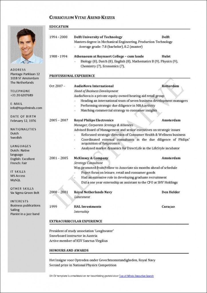 to write cv sample resume templates format curriculum vitae template your own people Resume Write Your Own Resume