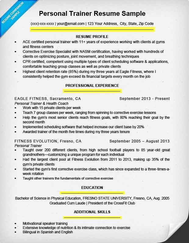 to write resume for all types of jobs companion proper way make lines example core Resume Proper Way To Make A Resume