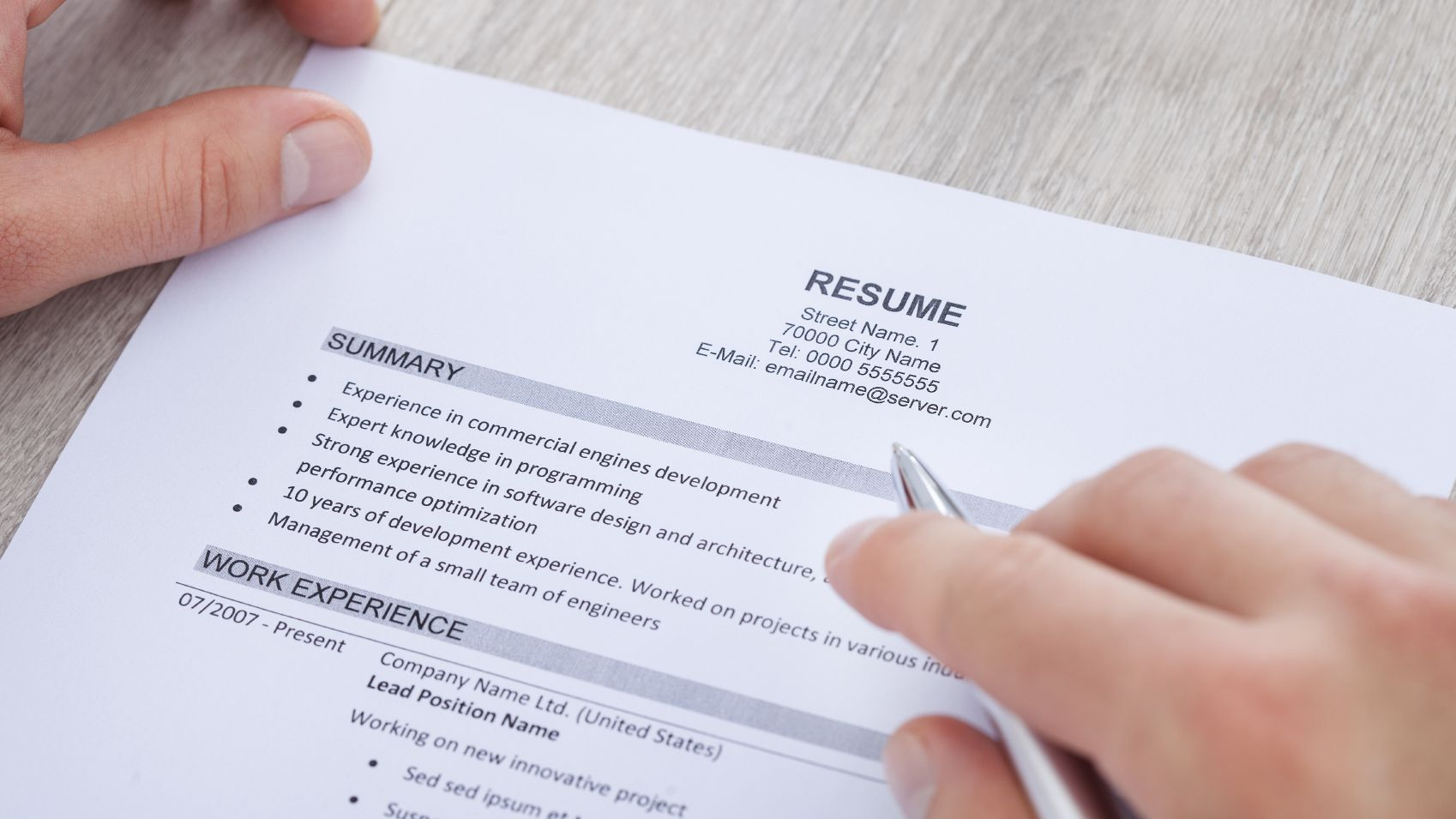 to write resume summary statement with examples your own 000033354382medium wufoo save Resume Write Your Own Resume
