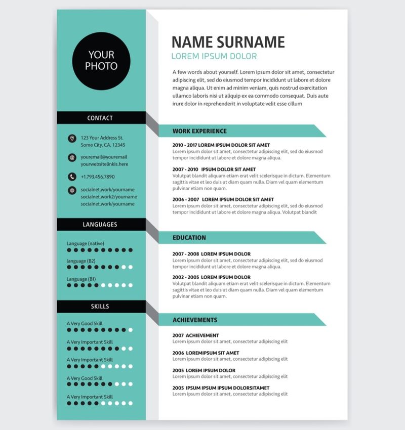 to write the perfect cv for work in canadianvisa org style resume format more generic Resume Canadian Style Resume Format