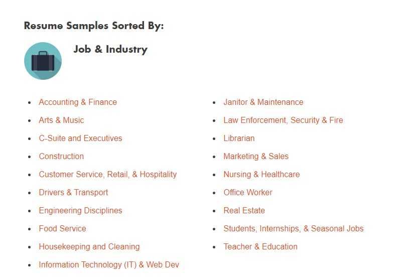 tools and resources to write the perfect resume creating samples create free infographic Resume Creating The Perfect Resume