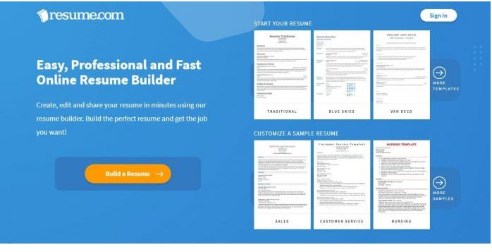 top free resume builder with stunning templates fast maker capture concrete laborer job Resume Fast Free Resume Maker