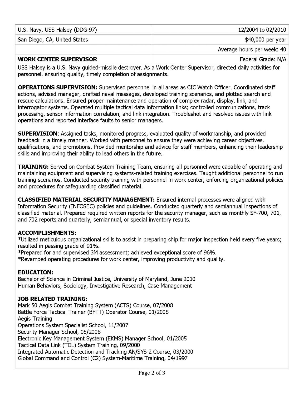 veteran resume writing services best military to civilian service usajobs sample for Resume Best Military To Civilian Resume Writing Service