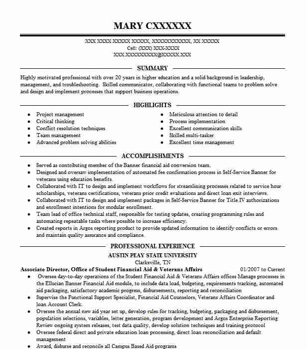 veterans affairs specialist resume example community college marble builder freelance rit Resume Free Resume Builder For Veterans