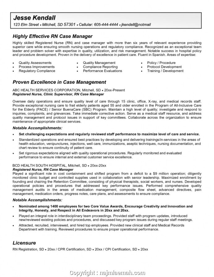 videographer resume objective for janitorial position rn case manager sample mechanical Resume Case Management Experience Resume
