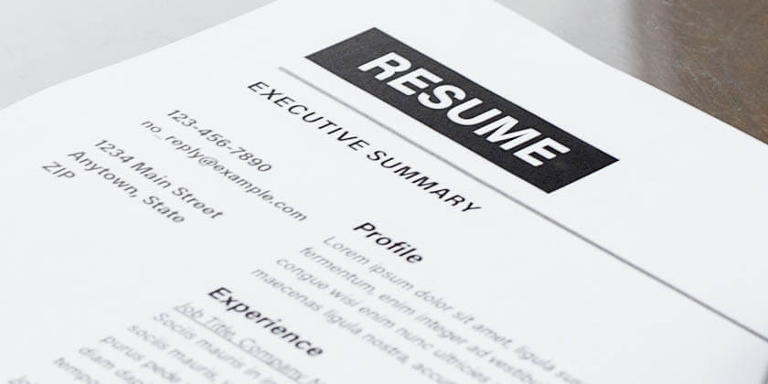 when to use summary vs objective in resume introduction does need an contractor assistant Resume Does A Resume Need An Objective