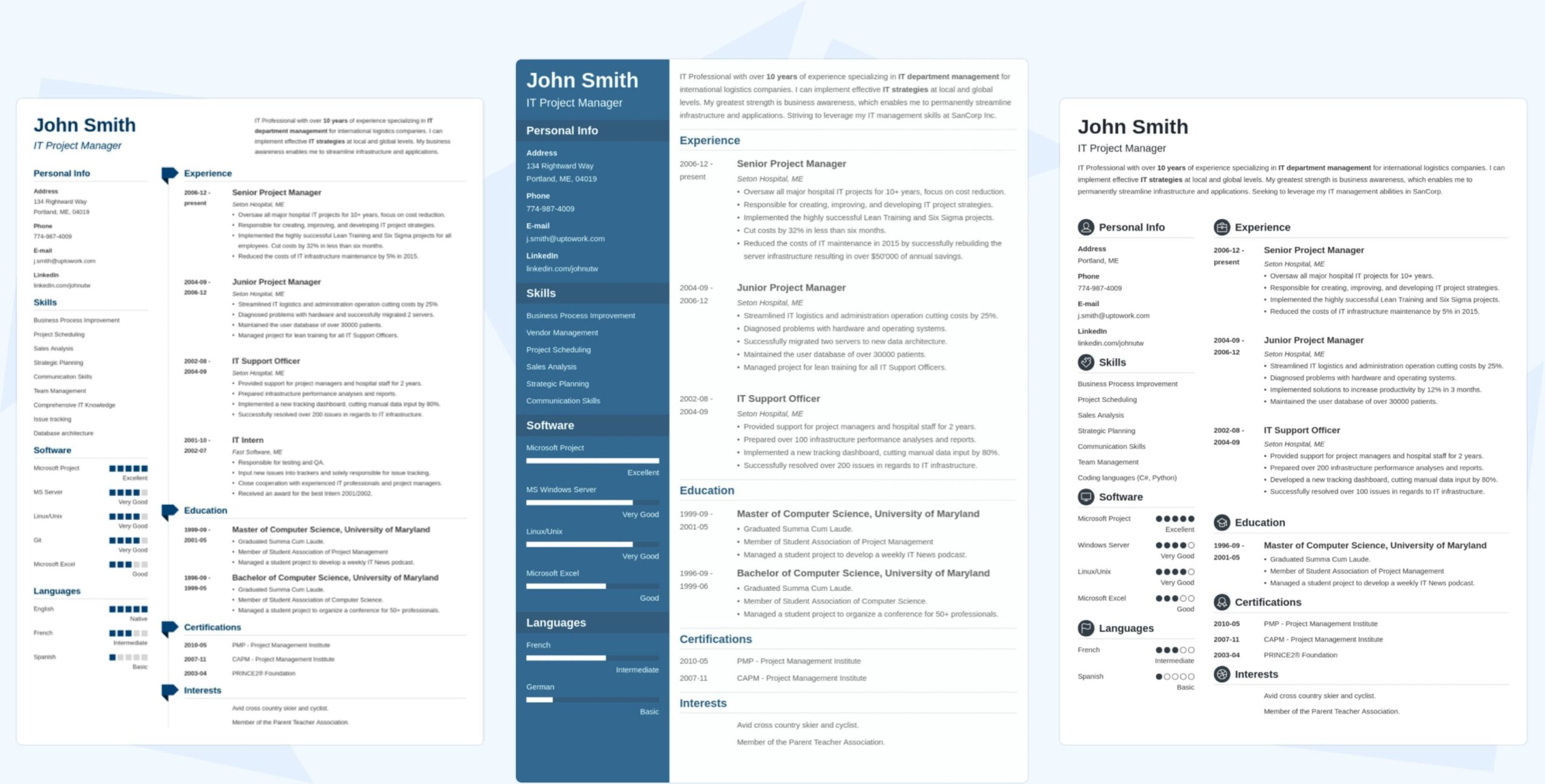 zety resume maker quick effective try for free builder carousel templates 3x summary Resume Quick Resume Builder Free