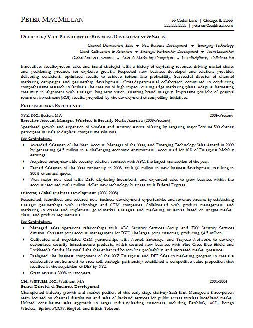 account executive resume example examples executive1 computer science graduate sample Resume Account Executive Resume Examples