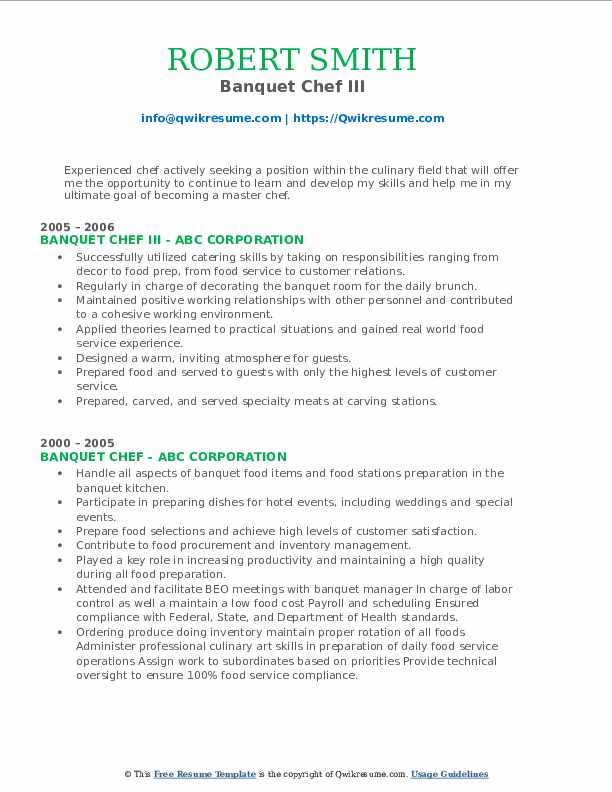 banquet chef resume samples qwikresume sample pdf enterprise keywords for procurement Resume Banquet Chef Resume Sample
