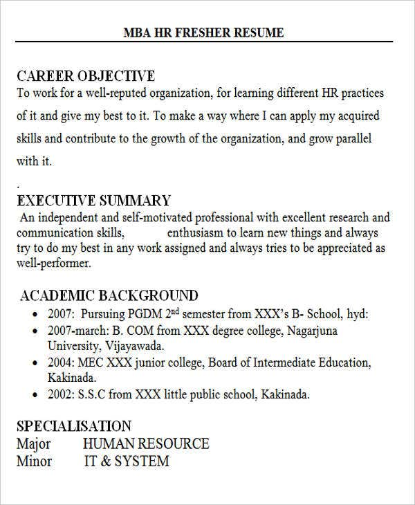 best career objectives for resume of fresher educational assistant skills objective mba Resume Career Objective For Resume For Mba Finance Fresher