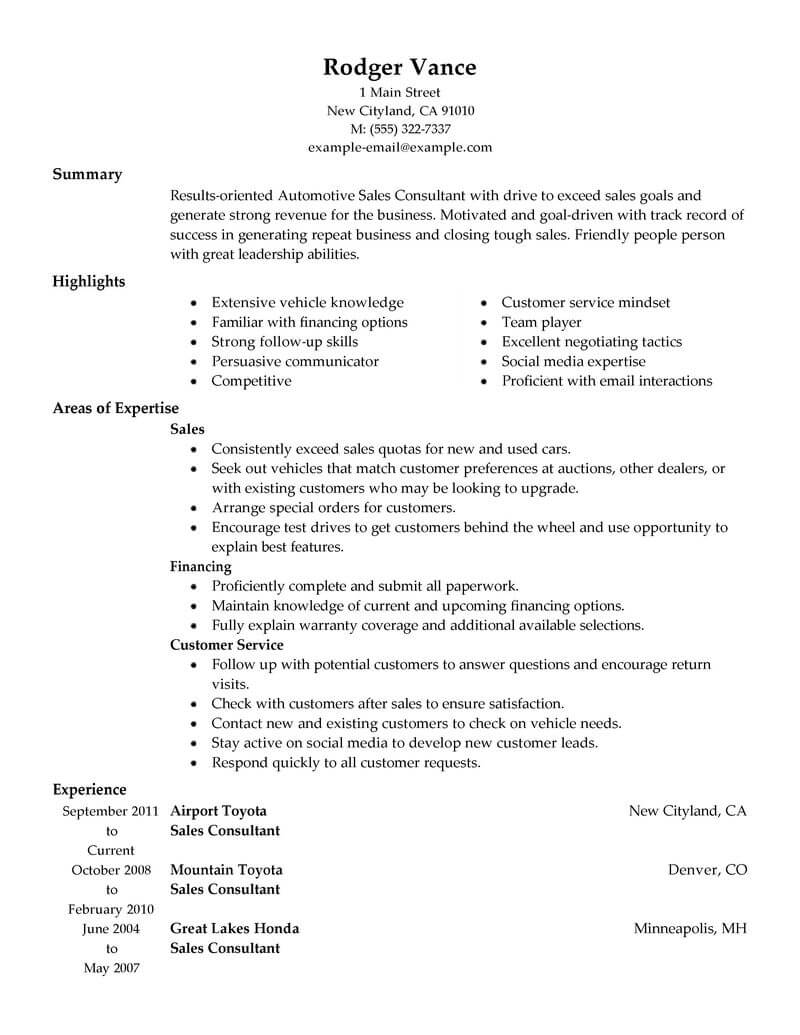 best consultant resume example livecareer skills for consulting automotive traditional Resume Skills For Consulting Resume
