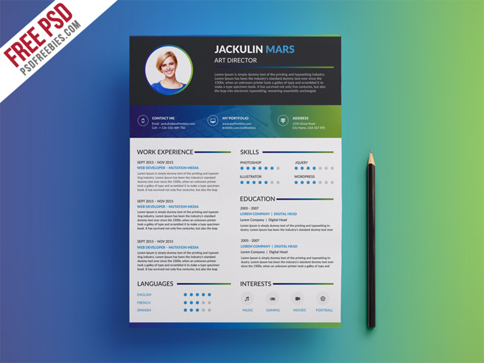 best free resume templates for designers graphic design template colorful student simple Resume Free Graphic Design Resume Template