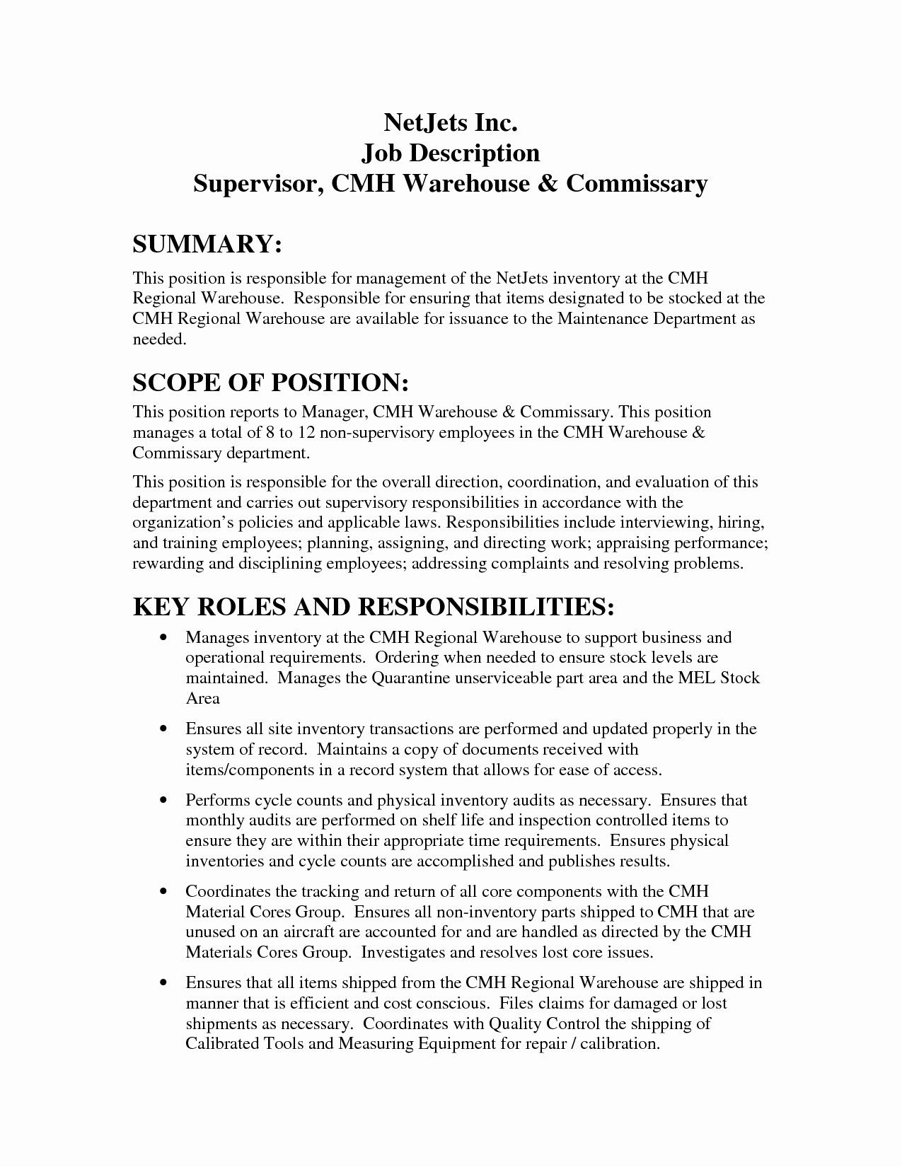 best of photos resume summary examples for warehouse worker check more at https Resume Quality Control Warehouse Resume