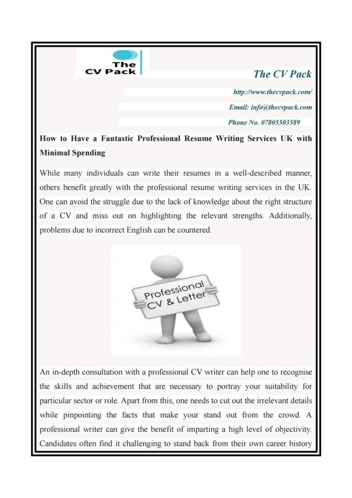 best professional resume writing service the cv pack by thecvpack issuu one on warrant Resume One On One Resume Writing Service
