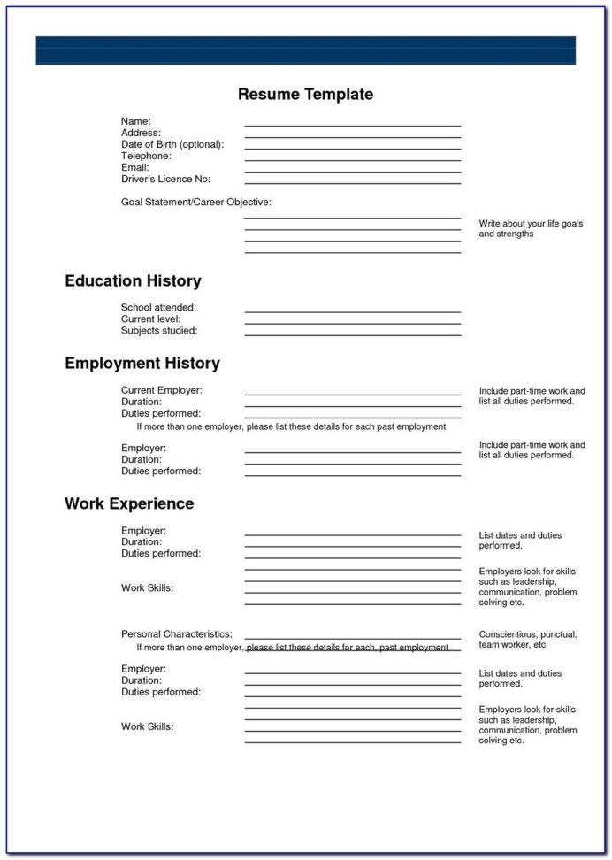 blank resume form vincegray2014 pdf template free search for employers technical account Resume Pdf Blank Resume Template