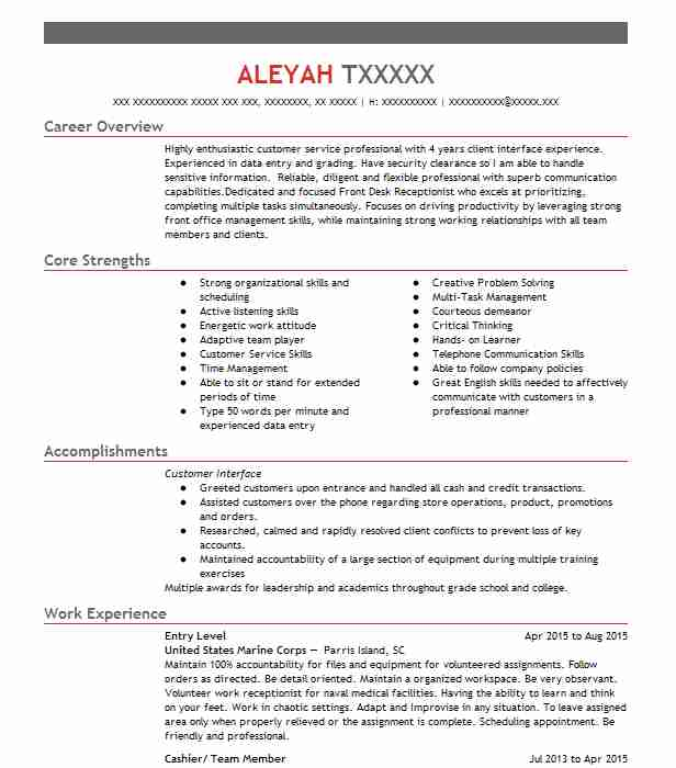 by entry level resume samples format template linkedin profile on hospital soccer coach Resume Entry Level Resume Profile Examples