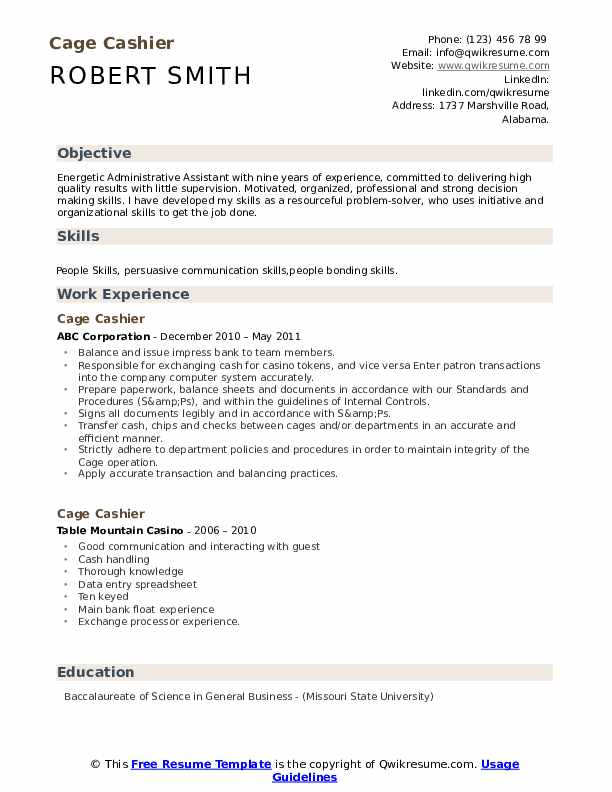 cage cashier resume samples qwikresume summary for pdf universal career objective hair Resume Resume Summary For Cashier