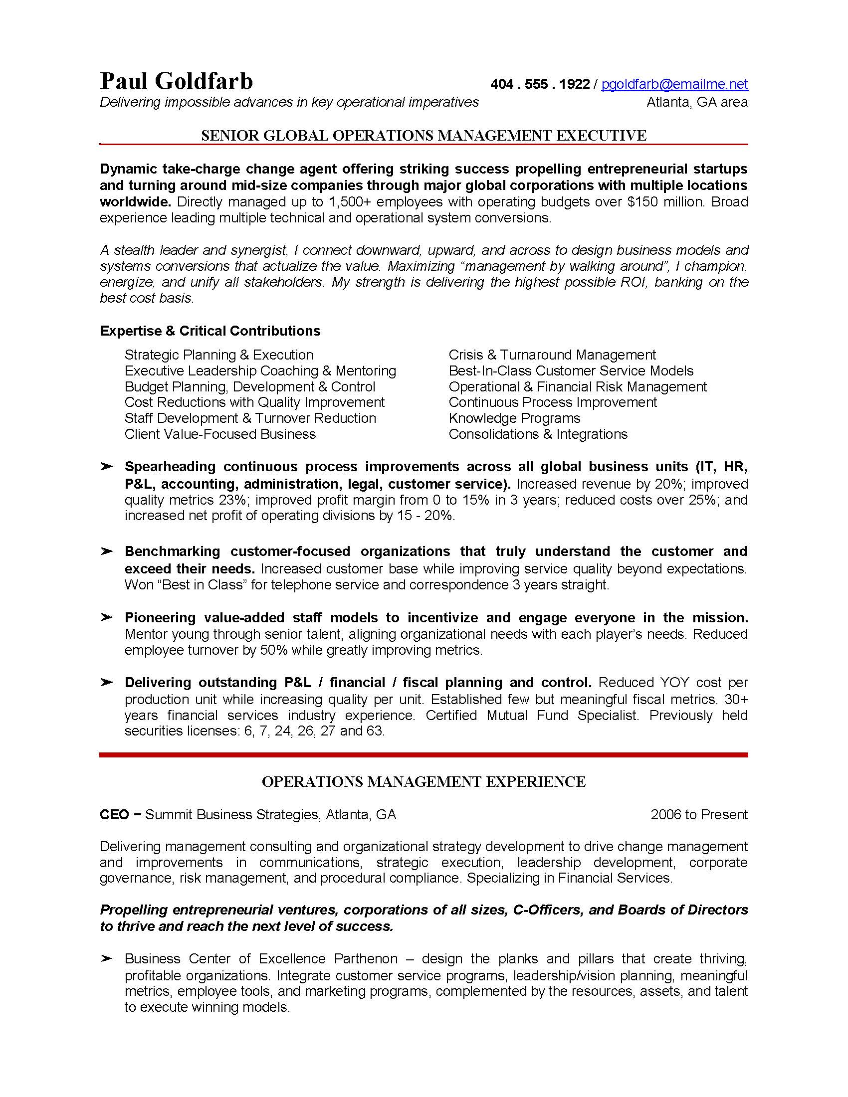 ceo resume templates pdf format database org broad experience free dtp police officer Resume Broad Experience Resume