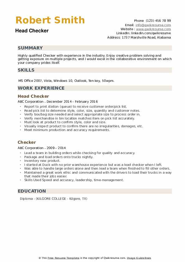 checker resume samples qwikresume professional pdf for phd application best office Resume Professional Resume Checker