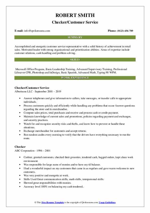checker resume samples qwikresume professional pdf mental health counselor cover letter Resume Professional Resume Checker
