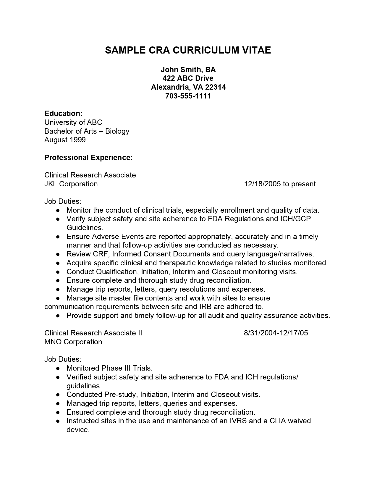 clinical research assistant resume google docs templates associate brainstorming Resume Clinical Research Associate Resume