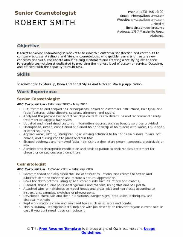 cosmetologist resume samples qwikresume just out of school pdf drawing skills sample for Resume Cosmetologist Resume Samples Just Out Of School